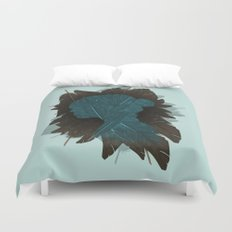 Ornithology. Duvet Cover