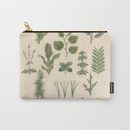 Botany Chart Carry-All Pouch