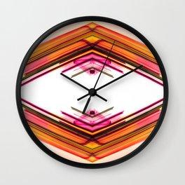 Future Boho Wall Clock