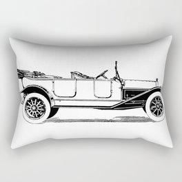 Old car 5 Rectangular Pillow