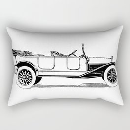 Old car 5 Rectangular Pillow