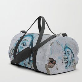 SONJA - urban ART Duffle Bag