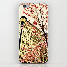 street blossoms iPhone & iPod Skin