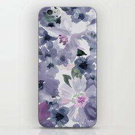 Floral Pattern#6 iPhone Skin