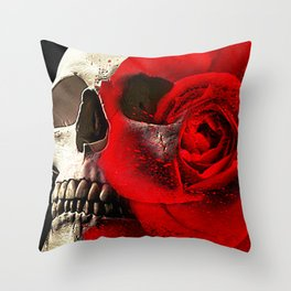 Chasing Love Throw Pillow