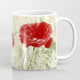 PoppyArt 2 Coffee Mug