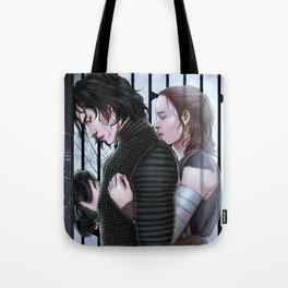 Rebirth of Ben Solo Tote Bag