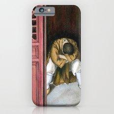 praying chinese monk iPhone 6s Slim Case