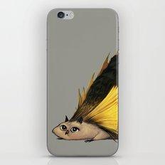 Golden Platypowl iPhone & iPod Skin