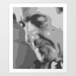 Robert Mueller Art Print