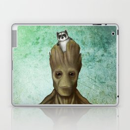 Adorable A**holes Laptop & iPad Skin