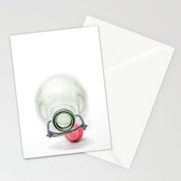 Empty... (square) Stationery Cards