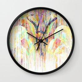 Amalgam Wall Clock