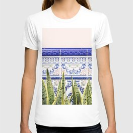 Moroccan Botany #society6 #decor #buyart T-shirt