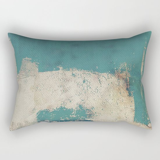 Ice Hockey Rectangular Pillow