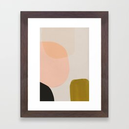 Gloop Framed Art Print