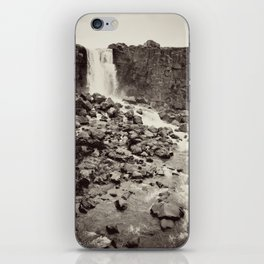 National Park, Iceland iPhone Skin