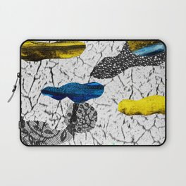 Space collage Laptop Sleeve