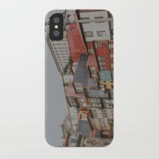 Charming Colours iPhone X Slim Case