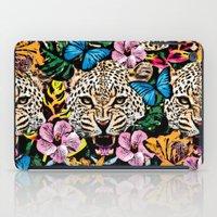 jungle iPad Cases featuring jungle by Marica Zottino