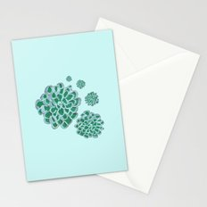 Floral Cluster Stationery Cards