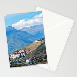 Bhutan: Paro Rinpung Dzong Stationery Cards