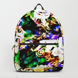 Silky Roses Backpack