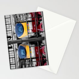Eurostar waiting  Stationery Cards