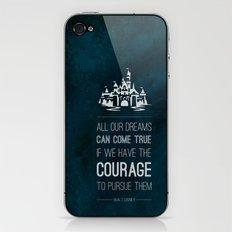 Dreams come true iPhone & iPod Skin
