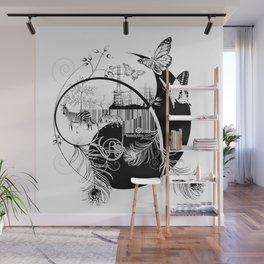 counterbalance Wall Mural