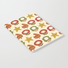 mario items pattern Notebook