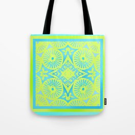 tropicana quicksand Tote Bag