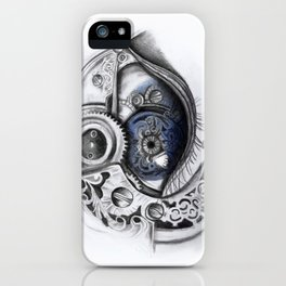 Mechanical Eye iPhone Case