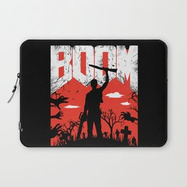 This... is my BOOMSTICK! Laptop Sleeve