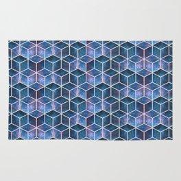 Geometric Nebula Rug