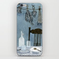 Still life with dried herbs iPhone & iPod Skin