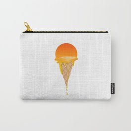 Famous Sunset Flavored Ice Cream Carry-All Pouch