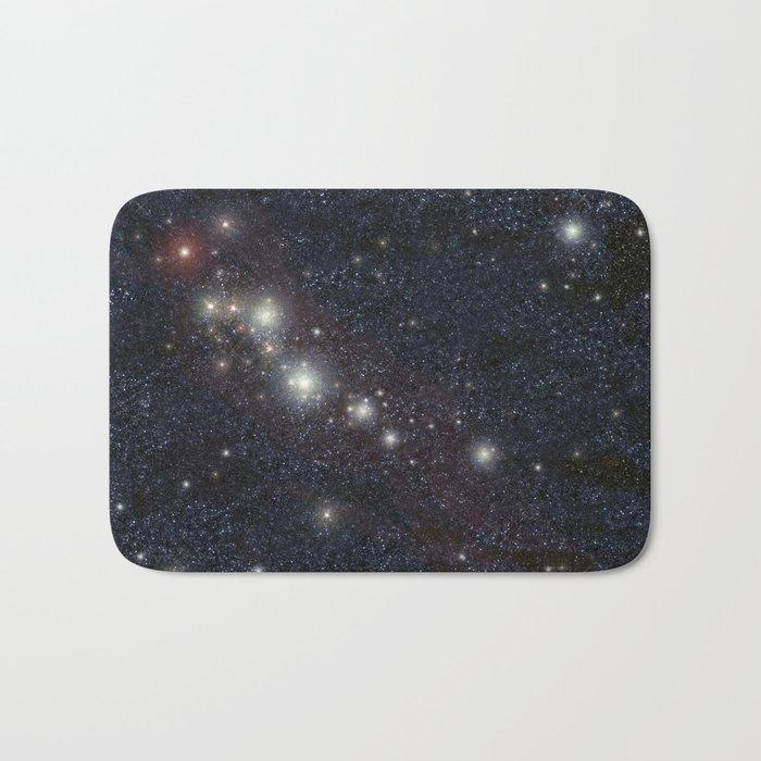 Bright stars Bath Mat