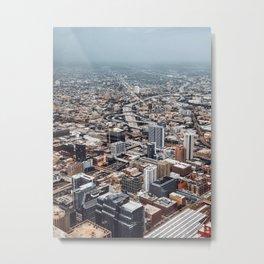 Landscape Photography by Ravi Patel Metal Print