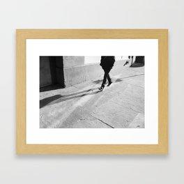 Our Town Framed Art Print