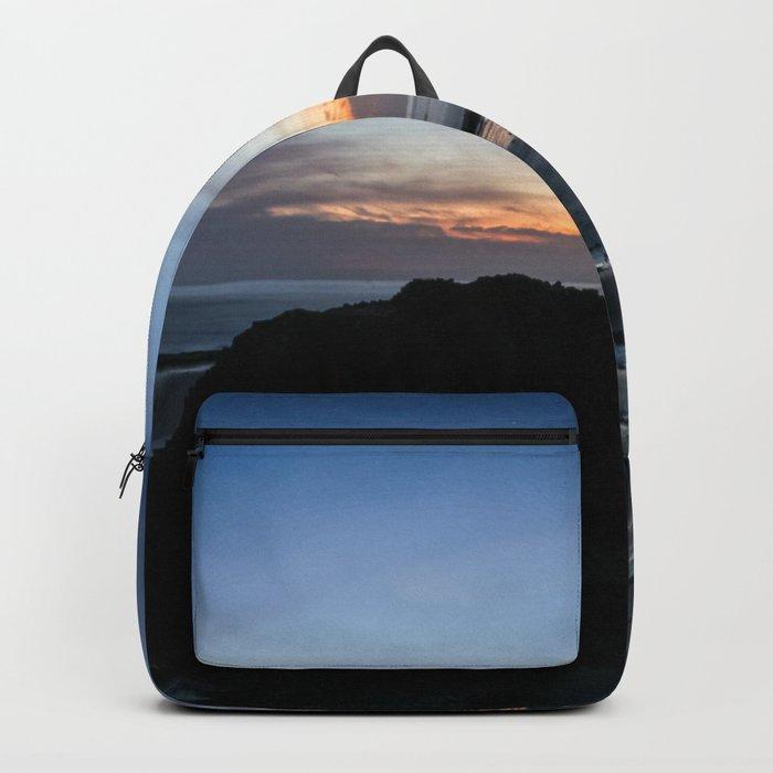 Sunset Handry's Beach Backpack