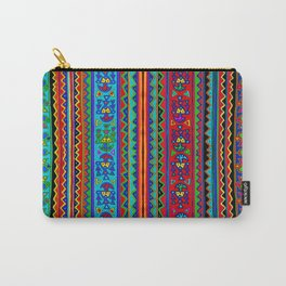 Inca Tribal Pajaros Carry-All Pouch