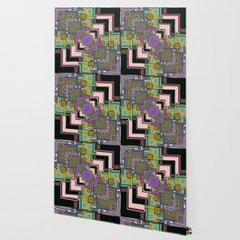 Square Squared Wallpaper
