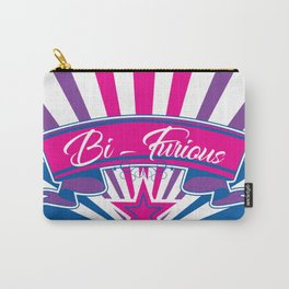 Bi-Furious Carry-All Pouch