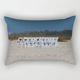 A Day for a Wedding Rectangular Pillow
