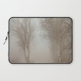Follow it and know the forests Laptop Sleeve