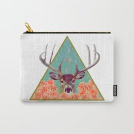 collage deer Carry-All Pouch
