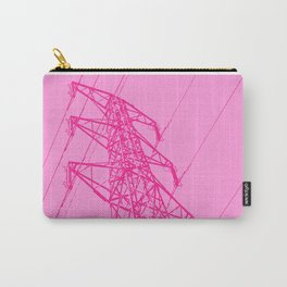 Power line 3 Carry-All Pouch
