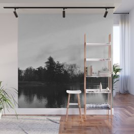 Nature, landscape and twilight 8 Wall Mural