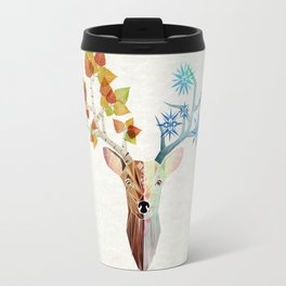 deer season Travel Mug